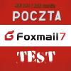 Który program do poczty eMail okaże się najlepszy? Testujemy Foxmaila.