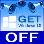 Jak pozbyć się przypomnień o możliwości darmowej aktualizacji do Windows 10?