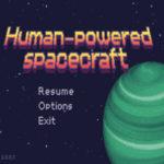 Zniewolenie przez sztuczną inteligencję. Human-powered Spacecraft.